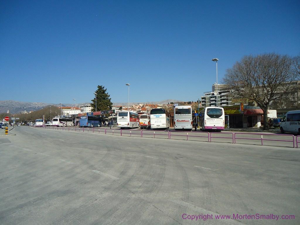 Busbahnhof Split