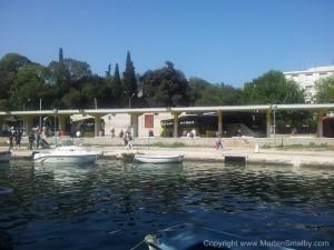 Busbahnhof Trogir