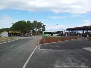 Flughafenbus Zadar