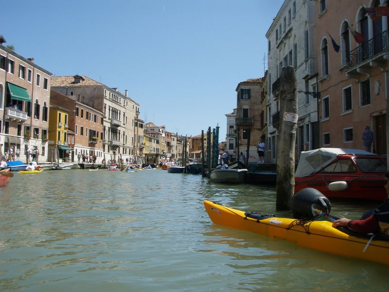 Venedig Kanaele