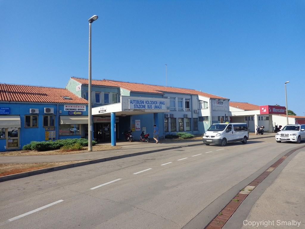 busbahnhof Umag