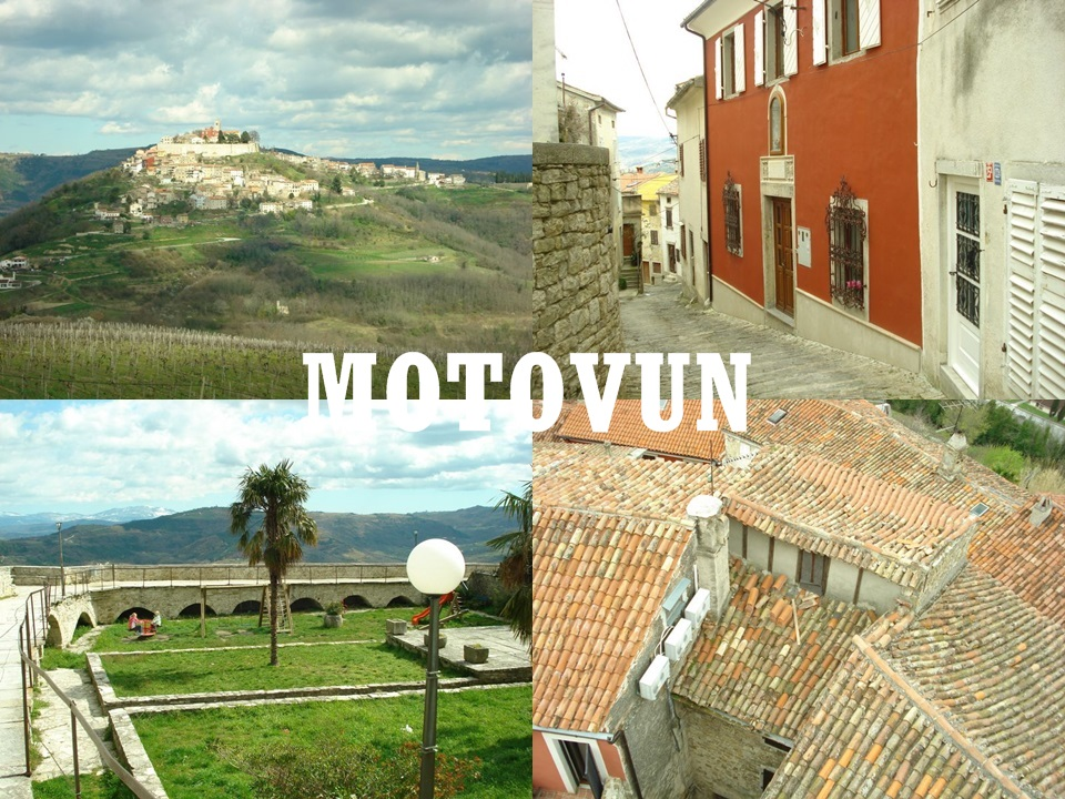 Busreise Motovun