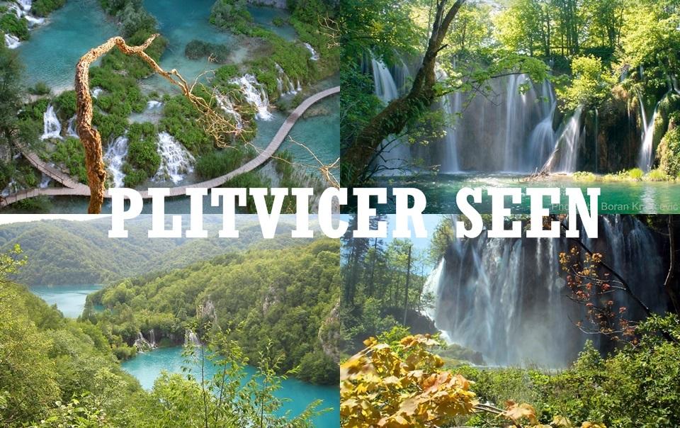 Busreise Plitvicer Seen
