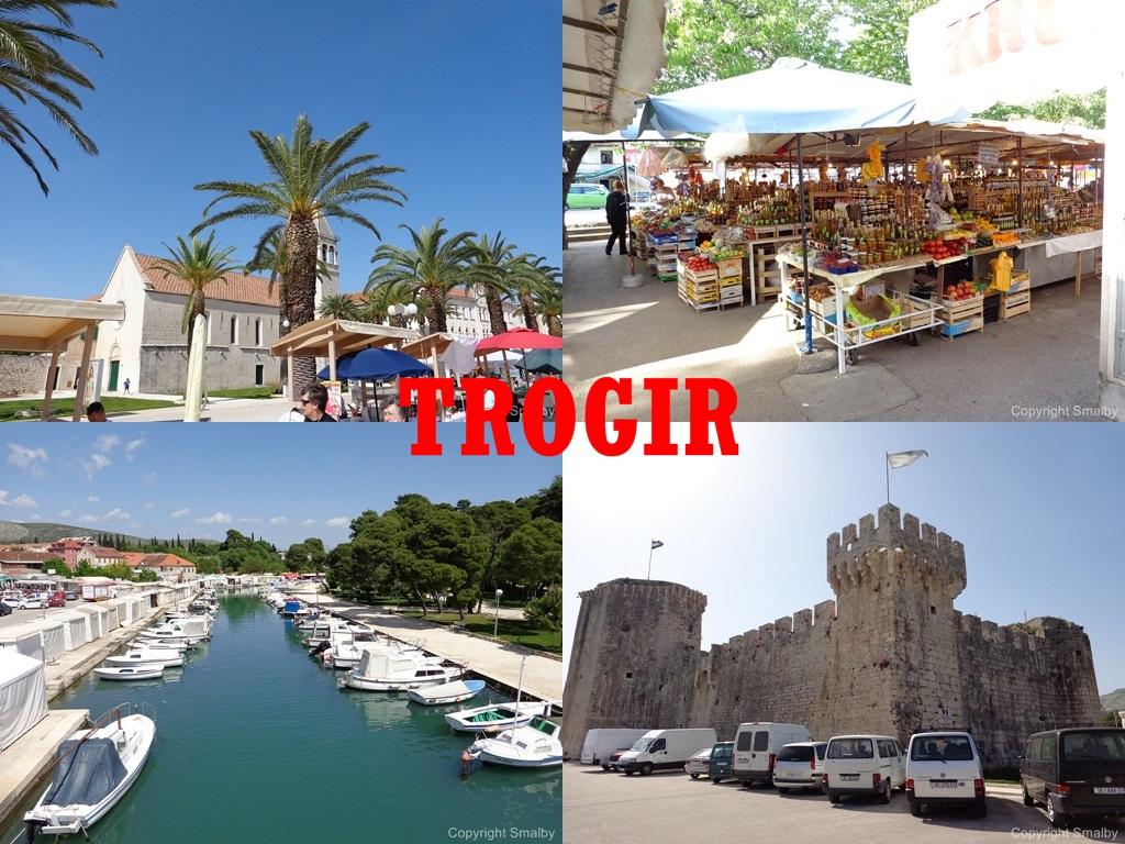 Busreise Trogir