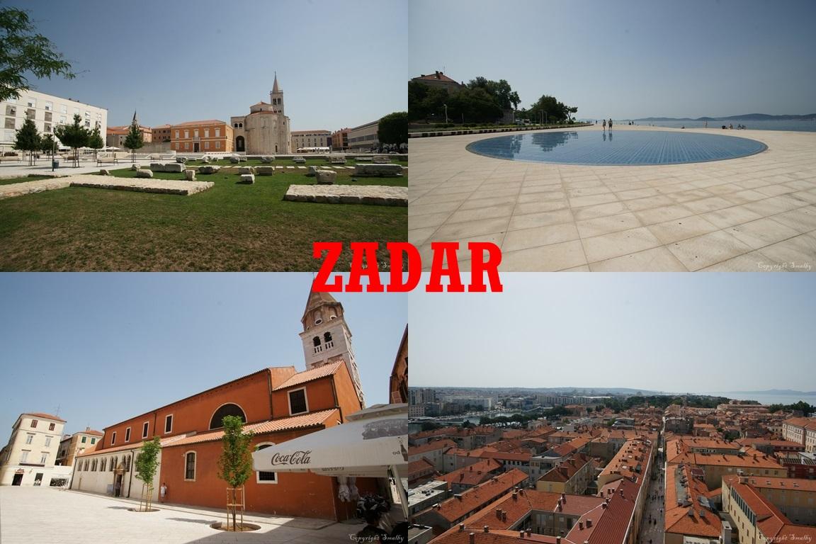 Busreise Zadar