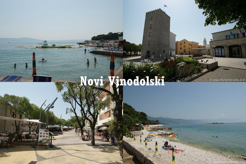 Busreise Novi Vinodolski