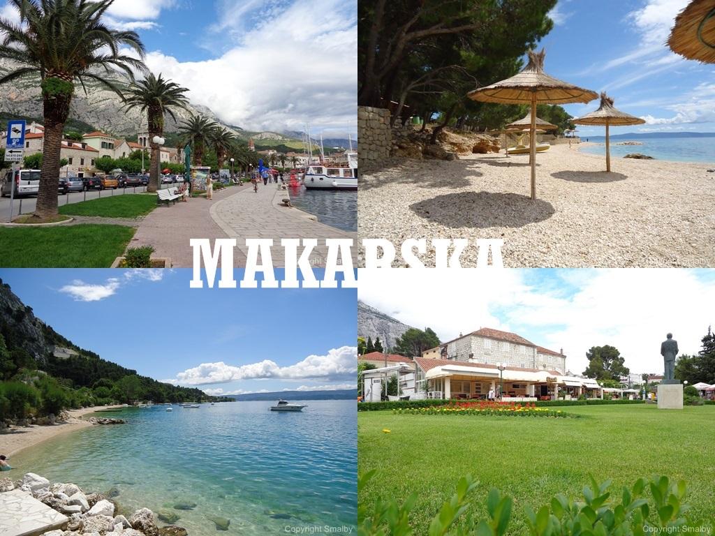Busreisen Makarska
