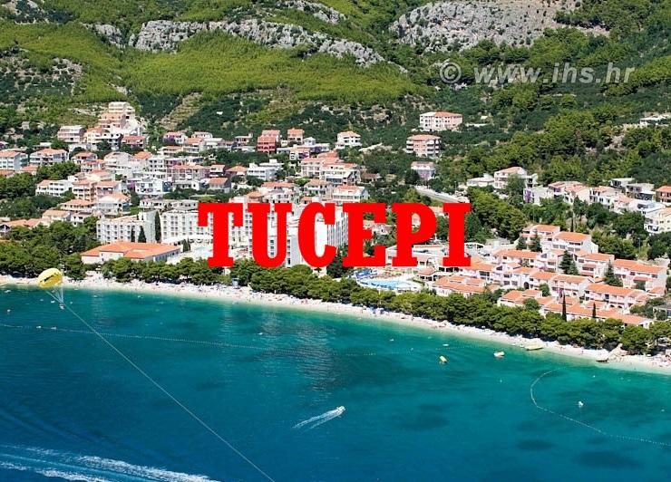 Busreisen Tucepi