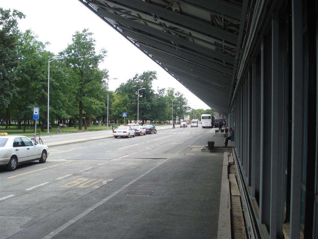 Airport Bus Zagreb Kako Do I Od Zracne Luke Zagreb