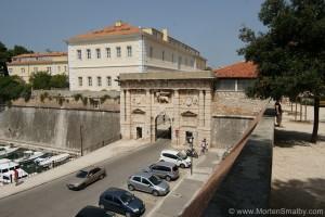 Lions Porta Zadar