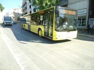 Bus pubblico Spalato