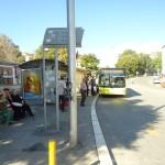 Stazione bus trznica