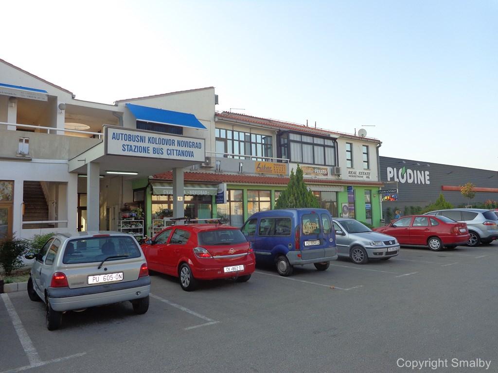 Stazione bus Cittanova