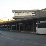 Bus terminal Sibenik