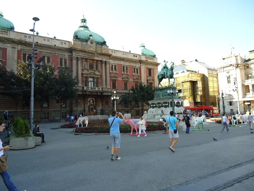 Split Belgrade Bus Travelling From Split To Belgrade In Serbia