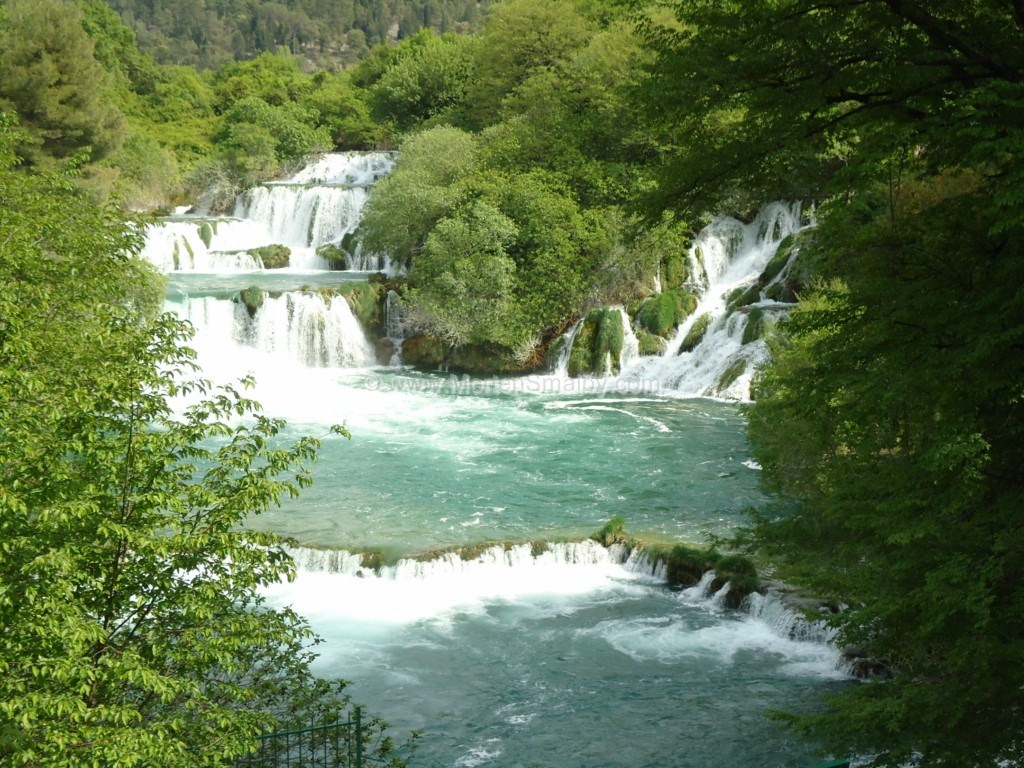 Split Krka Bus Getting From Split To Krka Waterfalls Croatia