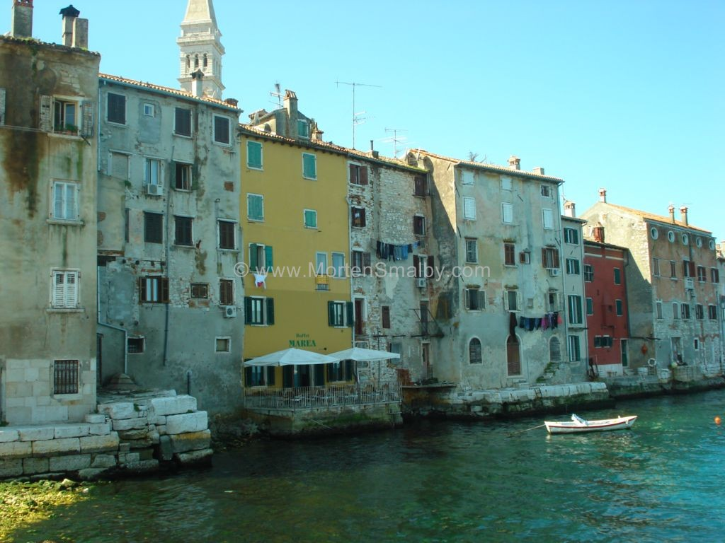 Travelling From Zagreb To Rovinj With Car Or By Bus