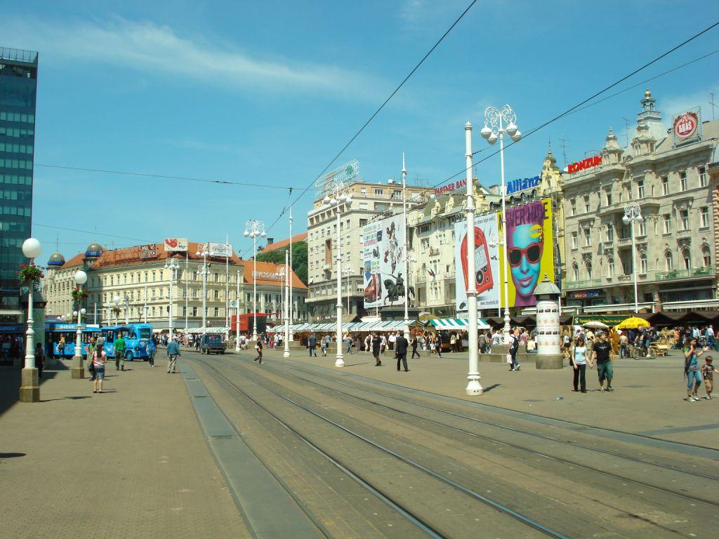 Split Zagreb Bus Travelling From Split To Zagreb In Croatia