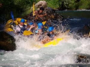 Omis Rafting