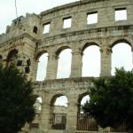 Amphitheather Pula