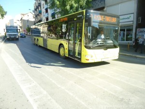 City bus Split