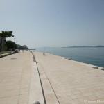 Seaside promenade zadar
