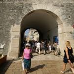 Old town entrance Zadar