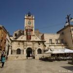 main square Zadar