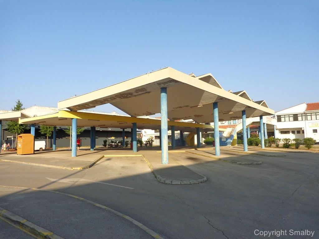 Bus station Novigrad