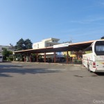 Bus station Porec