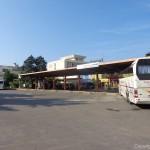 Bus station Porec