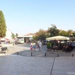 Bus station Rovinj