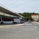 Bus station Pula