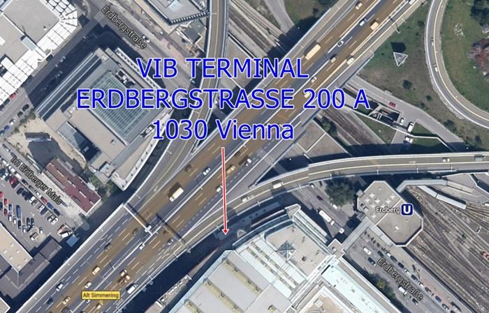 VIB terminal Vienna