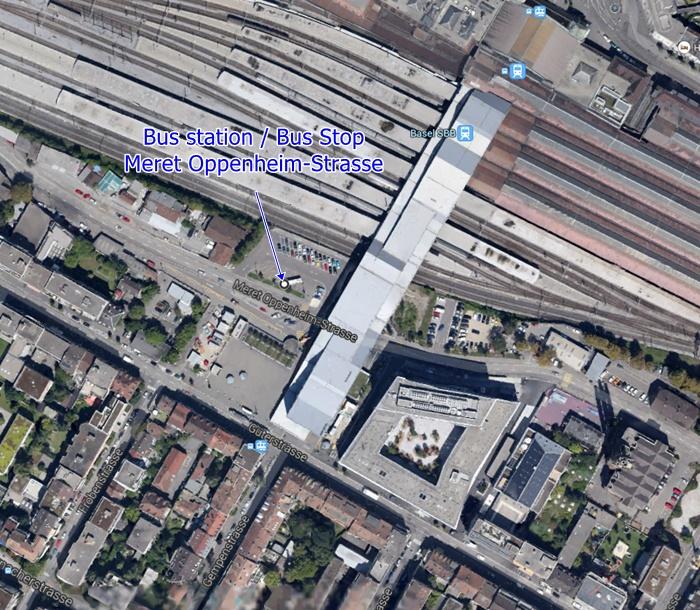 Basel Meret Oppenheim-Strasse