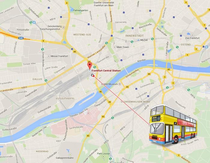 bus von frankfurt nach kroatien abfahrtsort hbf frankfurt. Black Bedroom Furniture Sets. Home Design Ideas
