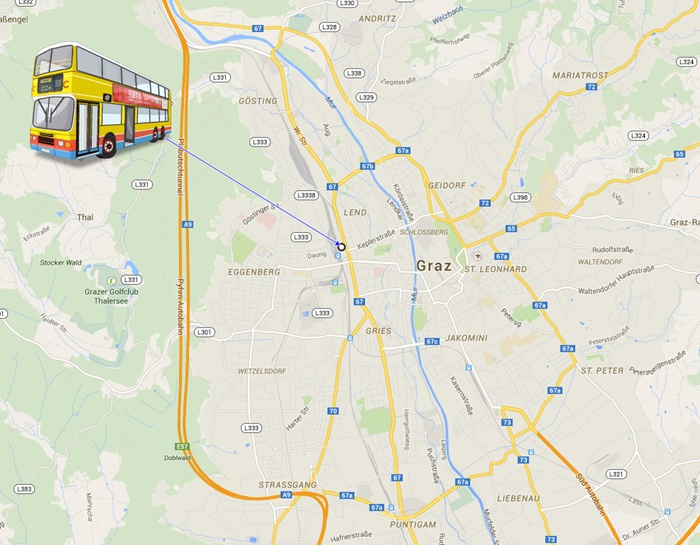 Bus-station-graz